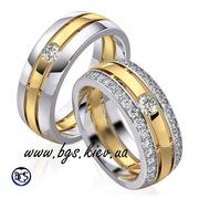 «Обручальные кольца» эксклюзивные и классические кольца на заказ Прекр
