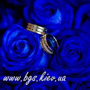 Обручальные кольца на заказ из желтого золота
